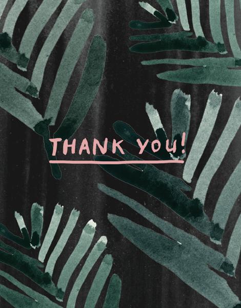Thank You Palm