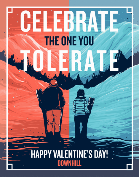 Celebrate The One You Tolerate