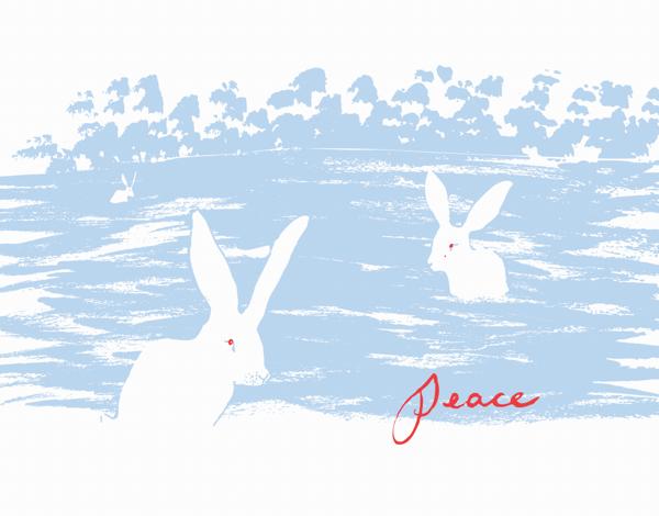 Peace Bunnies