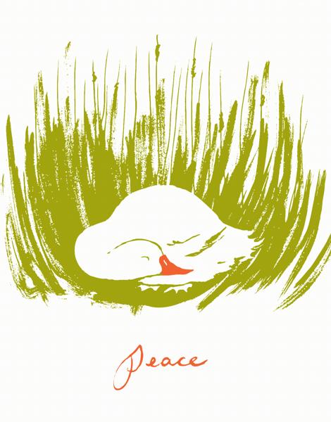 Peace Goose