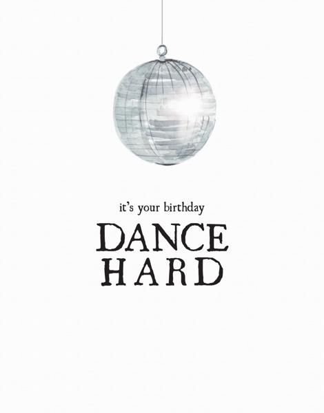Dance Hard