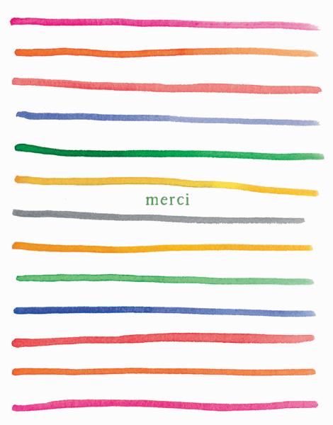 Merci Stripes