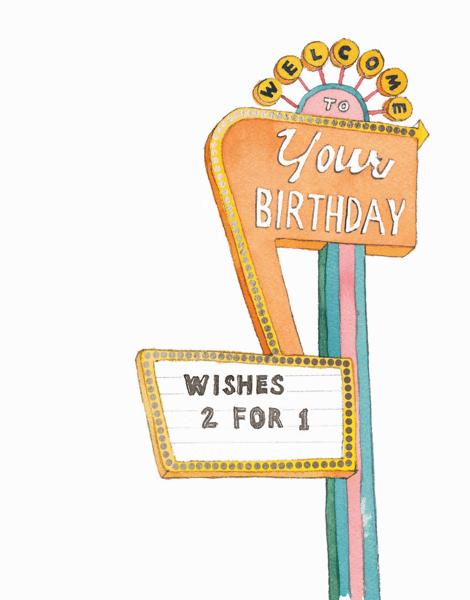 Vegas Birthday
