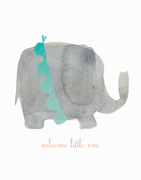 Welcome Elephant