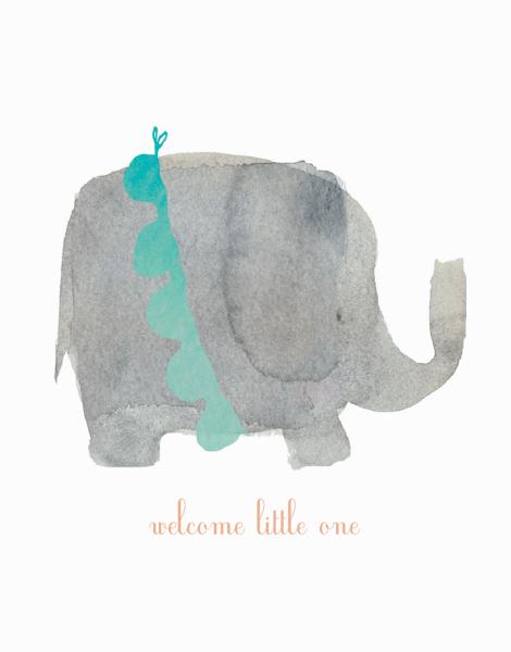 Welcome Elephant