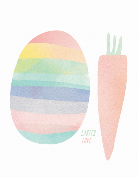 Egg And Carrot
