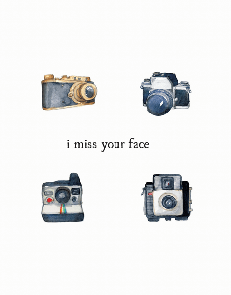 Miss Your Face