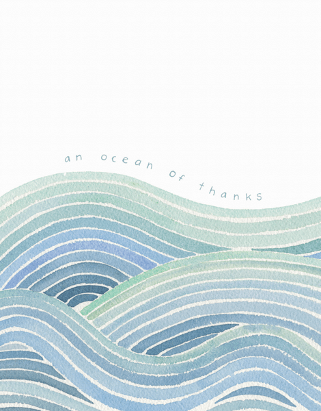 Ocean Of Thanks