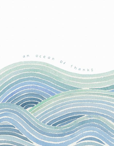 Ocean Of Thanks