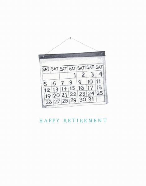 Retirement Saturdays