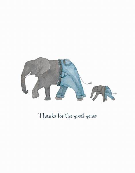 Great Genes Elephants