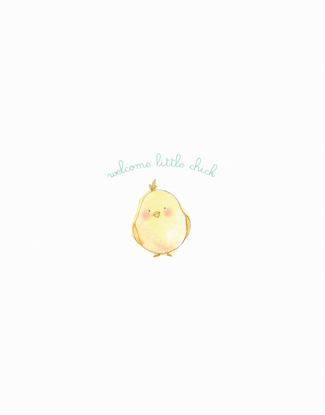 Welcome Little Chick