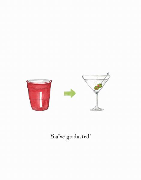 You've Graduated