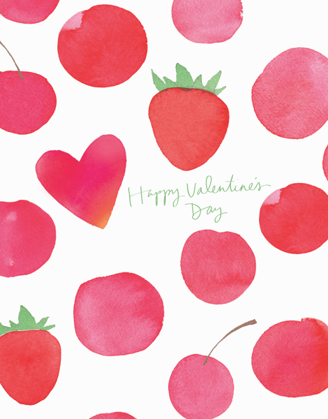 Hearts And Berries