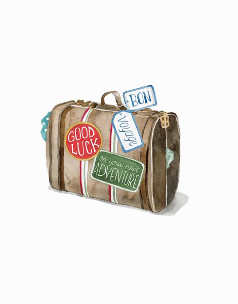 Adventure Suitcase