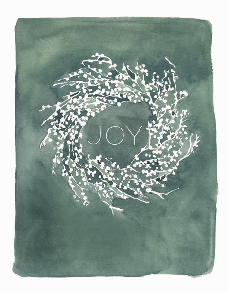 White Berry Wreath