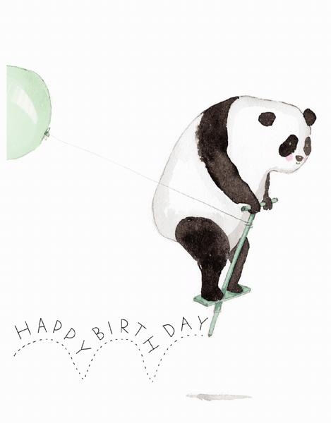 Pogo Panda