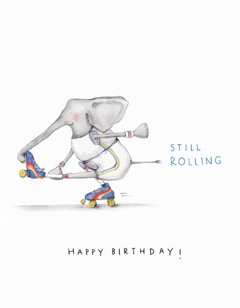 Still Rolling