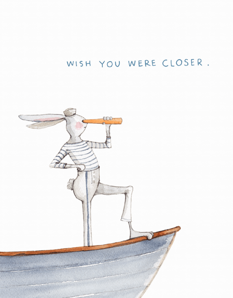 Wish You Were Closer