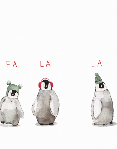Fa La La Penguins