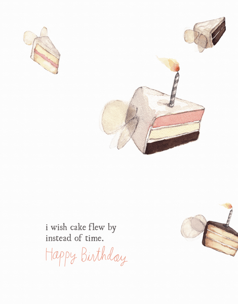 Cake And Time