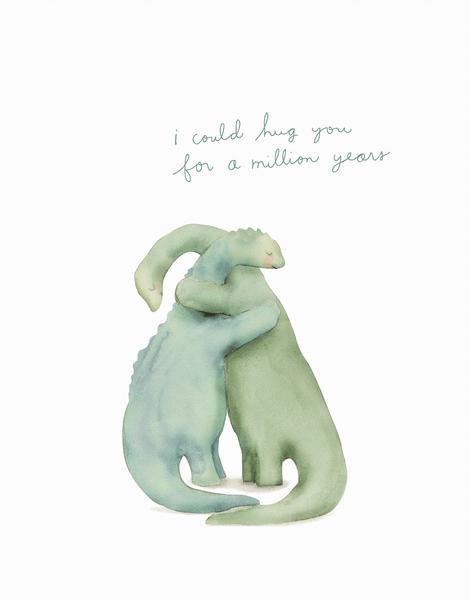 Million Year Hug