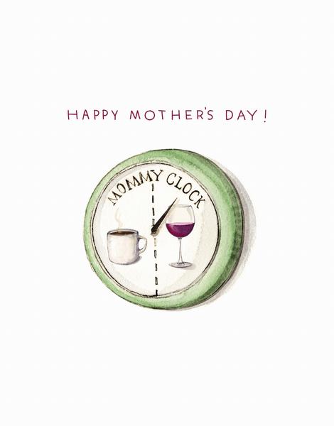Mommy Clock