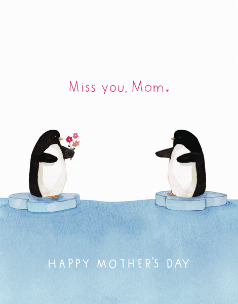 Penguin Mom