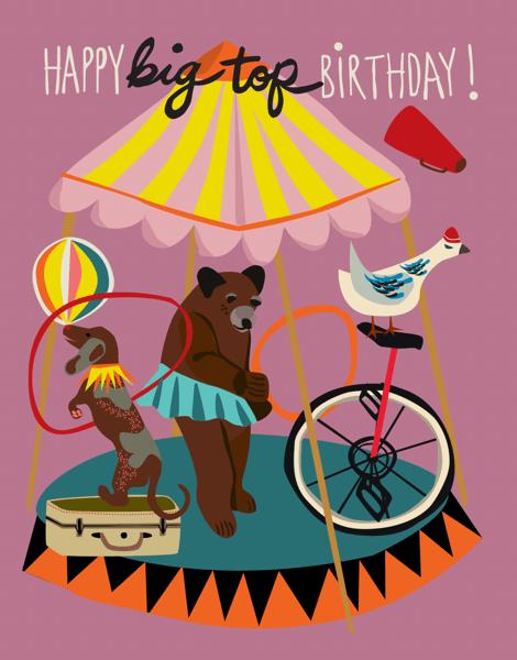 Big Top Birthday