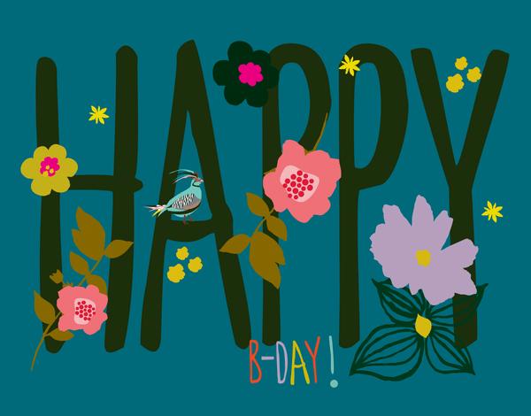 Happy B-Day