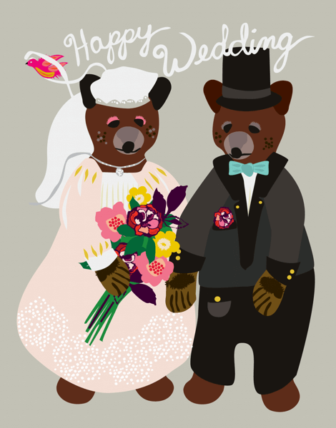 Wedding Bears