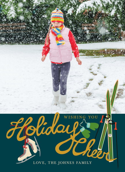 snow-holiday-cheer-photo-card