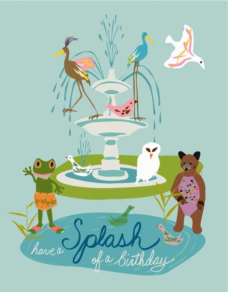 Birthday Splash