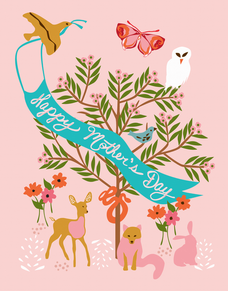 Mother's Day Animals