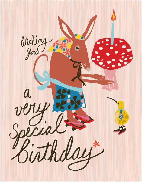 Very Special Birthday