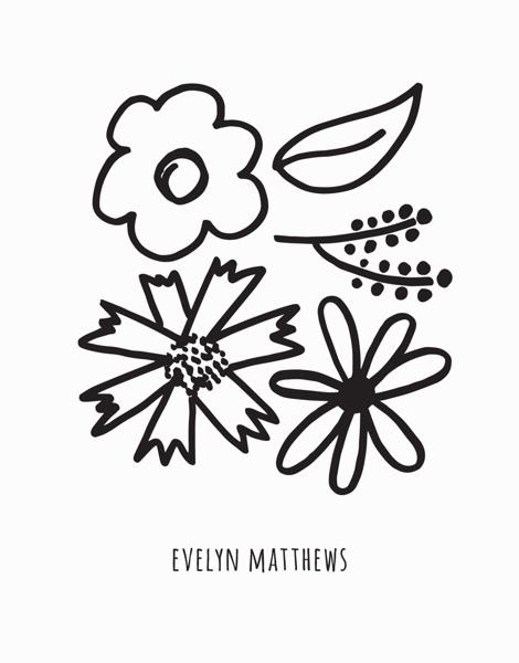 Flower Sketch