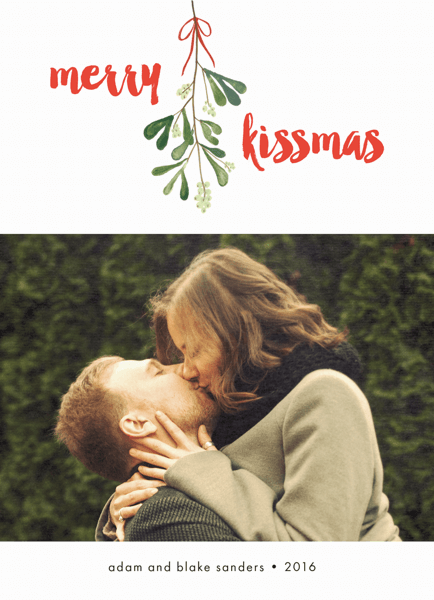 Mistletoe Kissmas