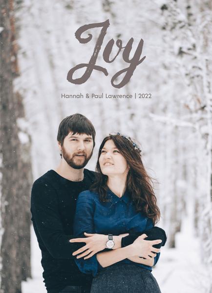 Dusted Joy