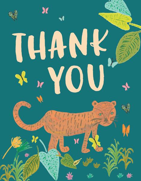 Jungle Thank You