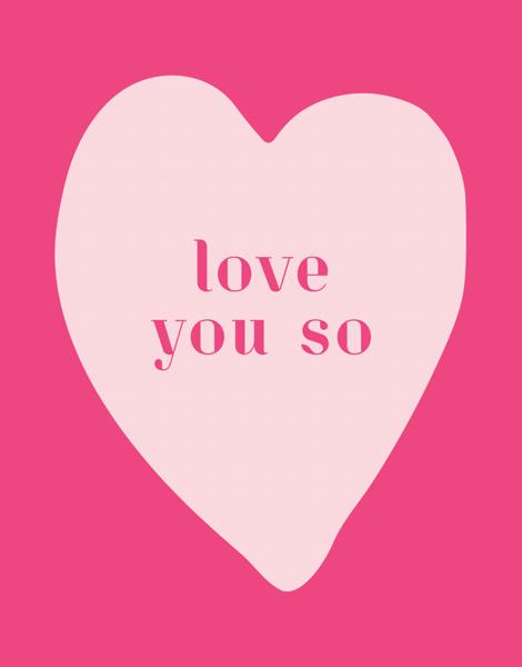Love You So