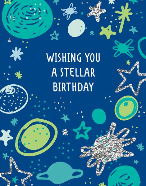 Stellar Birthday