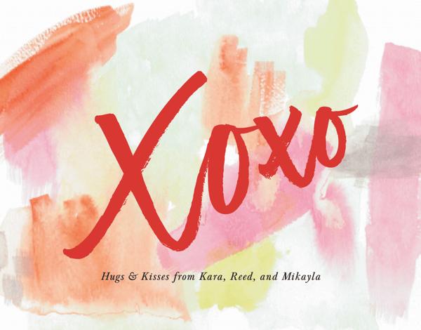 Xoxo Abstract