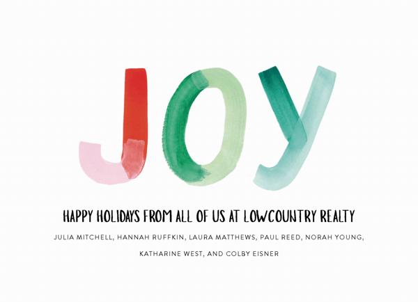 Simple Painted Joy