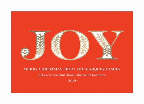 Joy Flourished