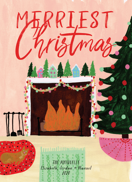 Christmas Cards Mailed For You Postable
