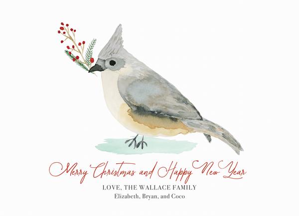Christmas Bird