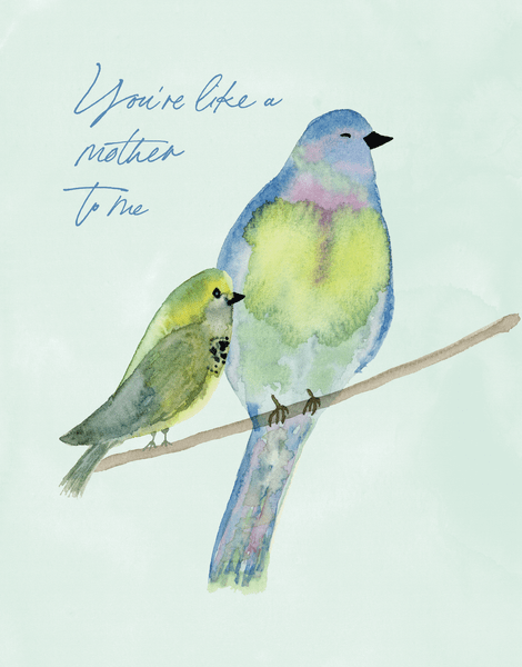 Like A Mother Birds