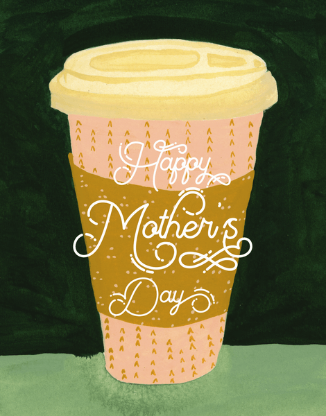Love You A Latte Mom