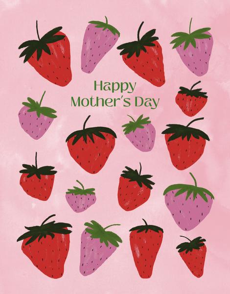 Mom Strawberries