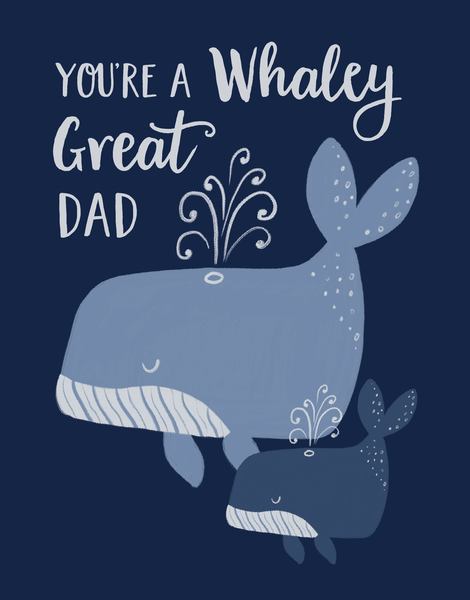 Whaley Great Dad